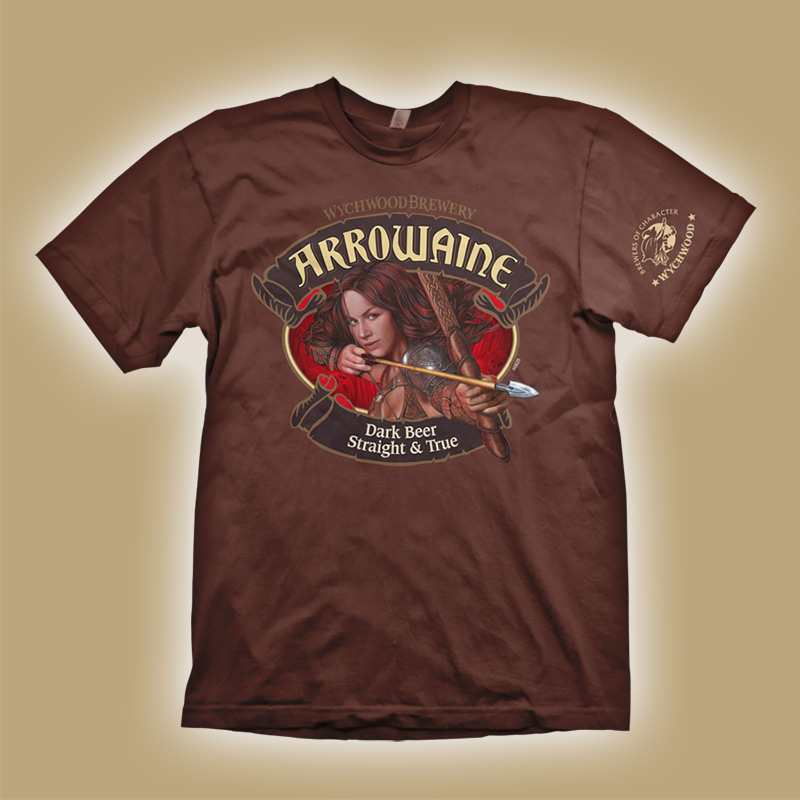 Arrowaine T-shirt