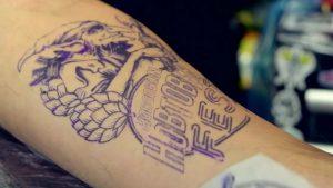 Tattoo Giveaway